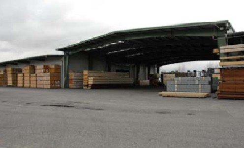 Objektit operacional / selinë afër 2425 fshatit Nikel , rreth 60.000 m² , Blerje (Objekt Nr. 050/00685)